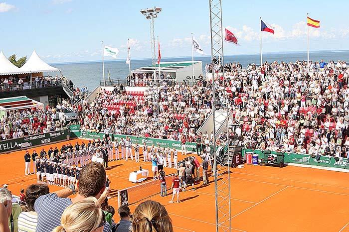 Båstad tennistadion