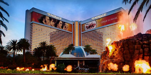 Mirage Hotell Las Vegas